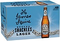 JAMES SQUIRE BROKEN SHACKLES LAGER STUBBIES
