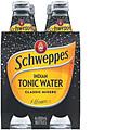 SCHWEPPES TONIC WATER 300ML 4PK
