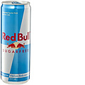 RED BULL SUGAR FREE CANS 250ML