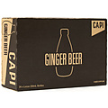 CAPI SPICY GINGER BEER BTL 250ML 24PK
