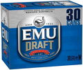 EMU DRAFT 375ML 30PK CAN