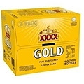 XXXX GOLD 750ML BTL 12PK