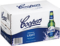 COOPERS PREMIUM LIGHT 375ML STUBBIES