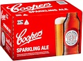 COOPERS SPARKLING ALE 375ML STUBBIES - BUY COOPERS AND GO INTO DRAW TO WIN!