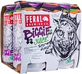FERAL BIGGIE JUICE IPA 6% CAN 4PK