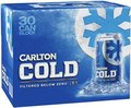 CARLTON COLD 375ML 30PK CANS