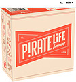 PIRATE LIFE THROWBACK SESSION IPA 3.5% 355ML CANS 16PK