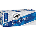 HAHN SUPER DRY 375ML 10PK CANS