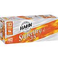 HAHN SUPER DRY 3.5% 375ML 10PK CANS