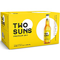 TWO SUNS PREMIUM DRY 4.2% STUBBIES