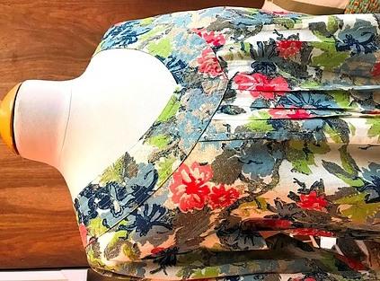 more on Cotton Nightie MND 773 Kaftan style cotton nightie
