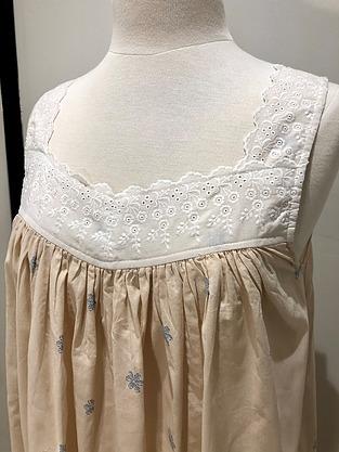 more on Cotton Nightie MND 779N  Cotton nightie 40 inch Daisy print