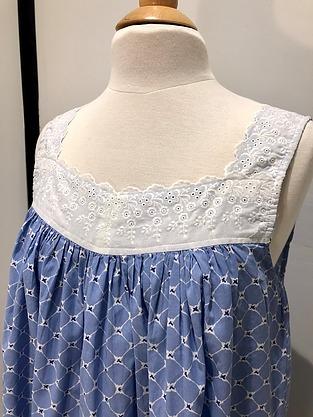 more on Cotton Nightie MND 779S  Cotton nightie 40 inch Shibori print