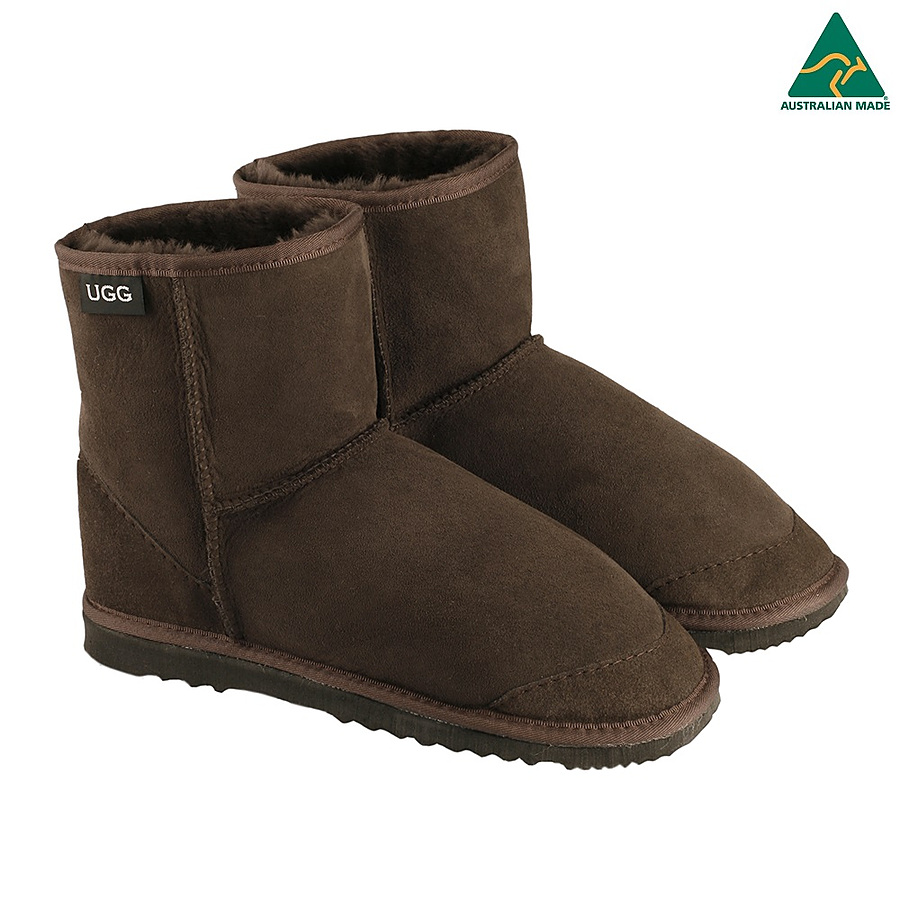 Classic Short Boots - Image 3