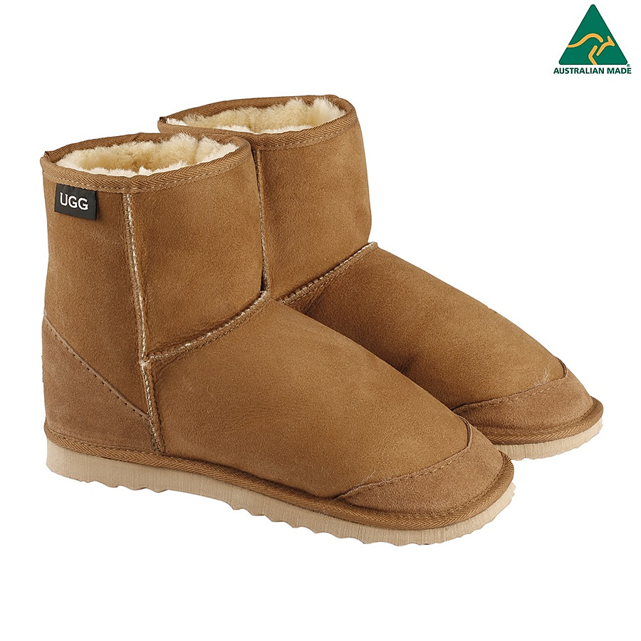 Classic Short Boots - Image 5