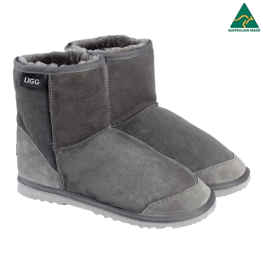 Classic Short Boots - Image 1