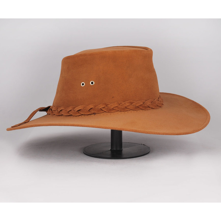 Leather Hat - Image 1