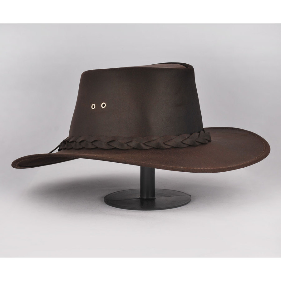Oil Skin Hat - Image 1