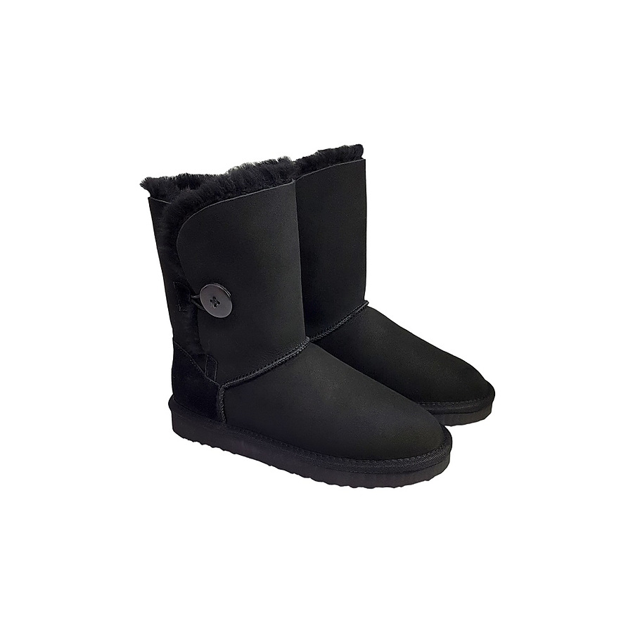 Classic Mid Calf Button Boot - Image 3