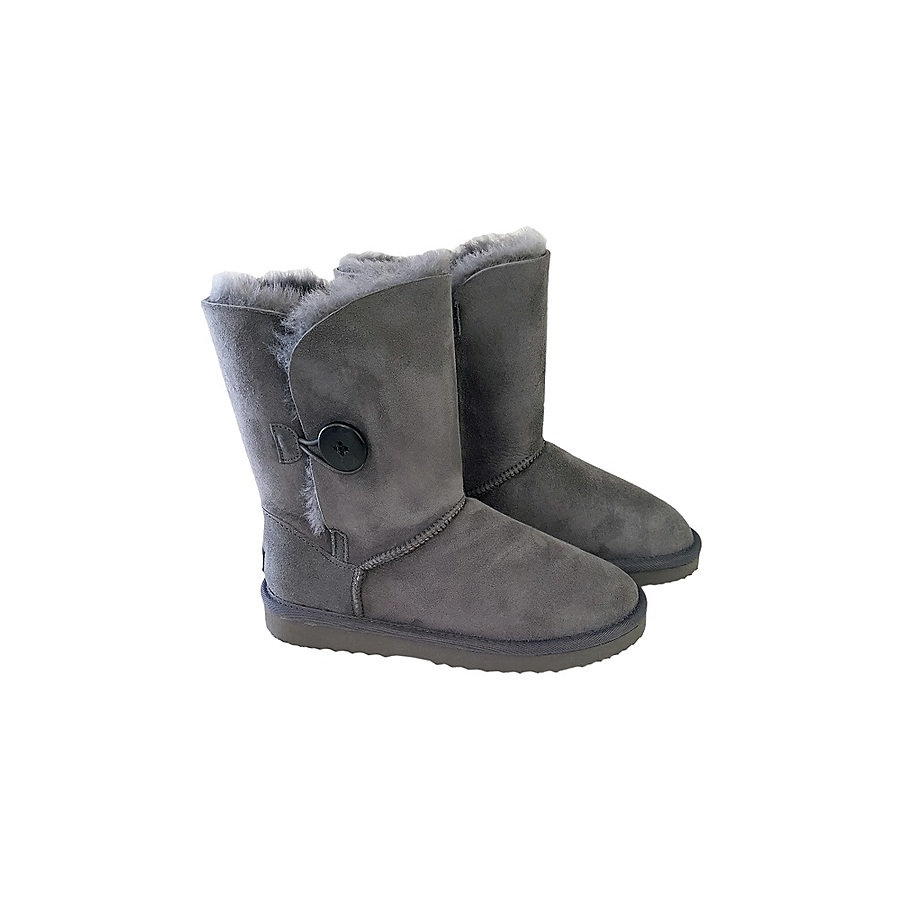 Classic Mid Calf Button Boot - Image 4