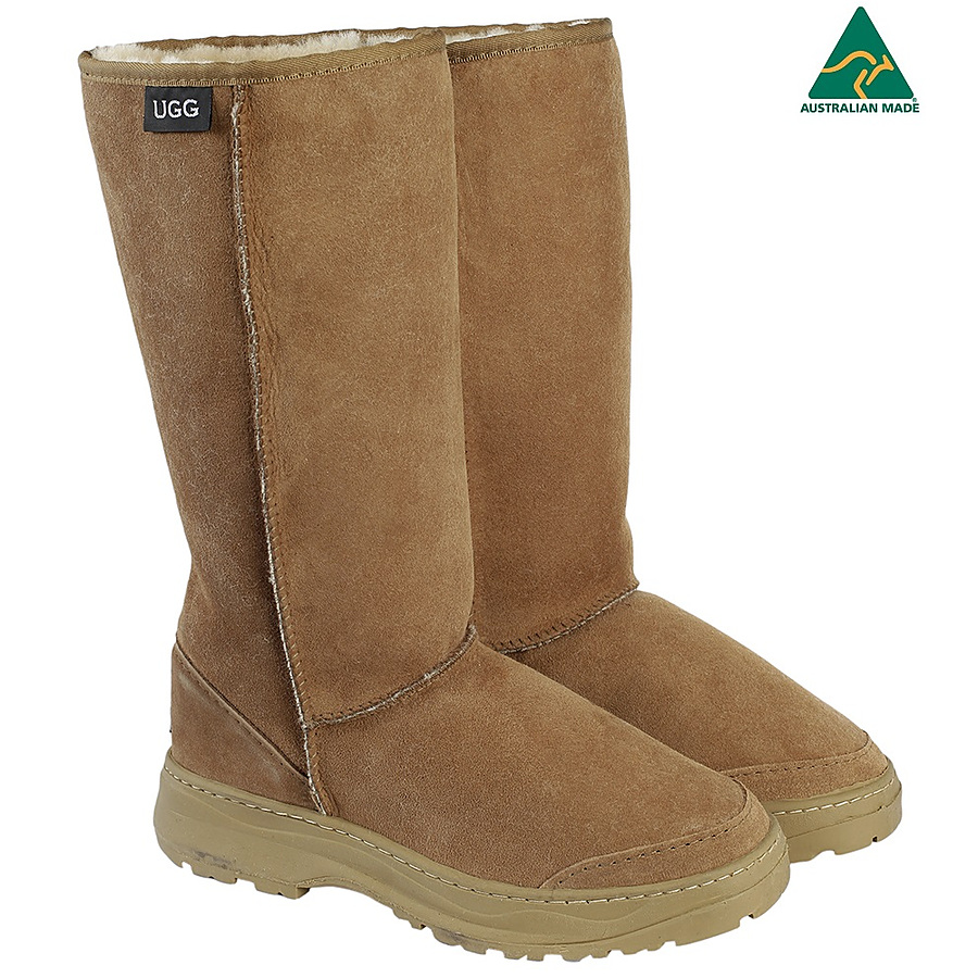 Outback Long Boots - Image 1