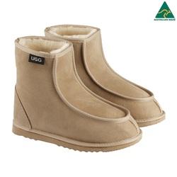 Short Plug Boots