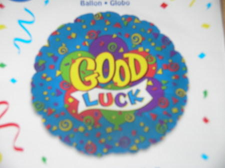 more on Good Luck