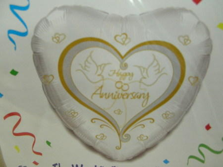 more on Happy Anniversary Balloon