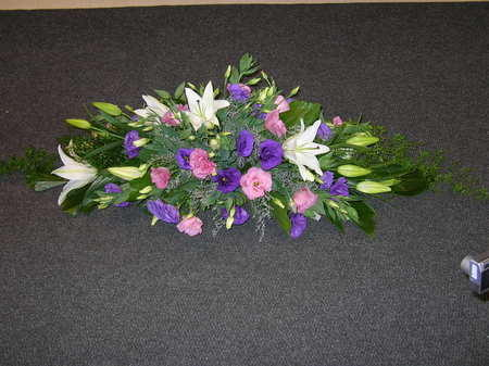 more on Pastel double ended Funeral Spray