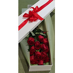more on Presentation Box of Roses