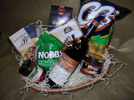 more on Savoury Hamper with Wine