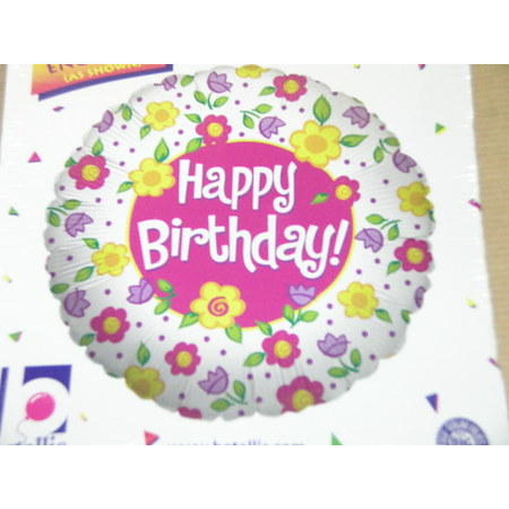 more on Happy Birthday Balloon