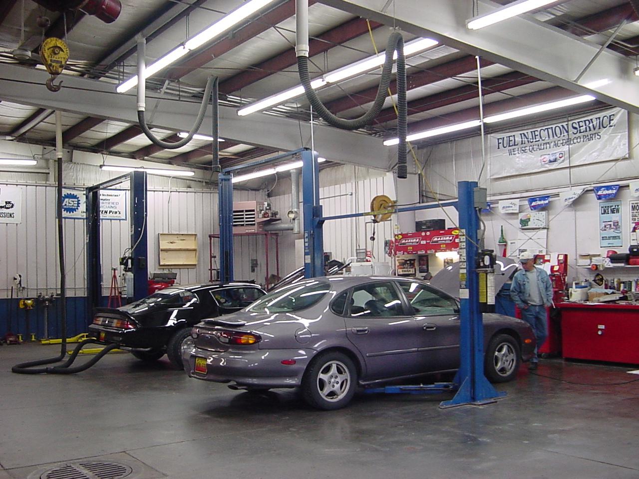 Liqui Hard concrete densifier dust proof auto garage workshop