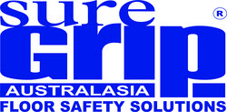 Sure Grip Floor Safety Solutions for non slip anti slip of tiles, concrete, engineered stone