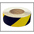 Anti Slip Tape Black Yellow 50mm wide 20 Metres long