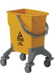 25 Litre Ergo Bucket Yellow