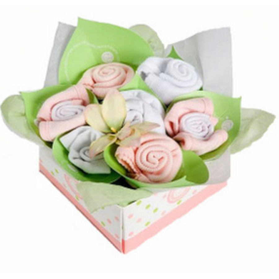 Baby Gift Baskets Wa : Playtime babybuds? baby clothing bouquet items