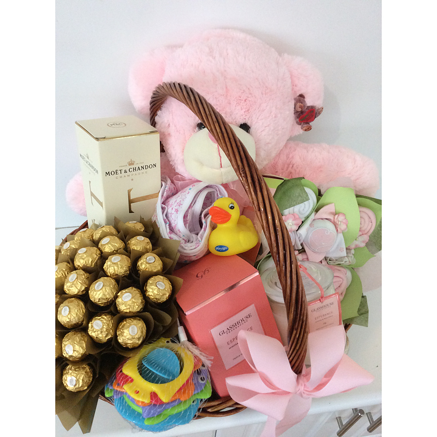 Baby Gift Baskets Delivered : Babygift