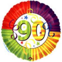 Helium - 90th birthday