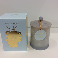 NEW - Glasshouse Fragrances -Christmas Spirit White Spruce