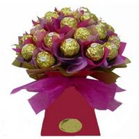 Pink Ferrero for Cancer Awareness