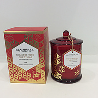 NEW - Glasshouse Fragrances -Night Before Christmas Dancing Sugar Plums