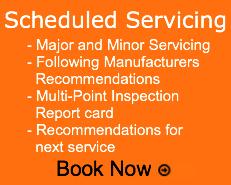 Scheduled Servicing