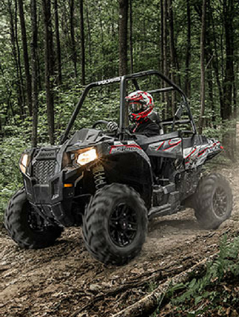 more on polaris heavy duty quad bikes