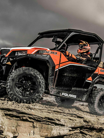 more on polaris sport