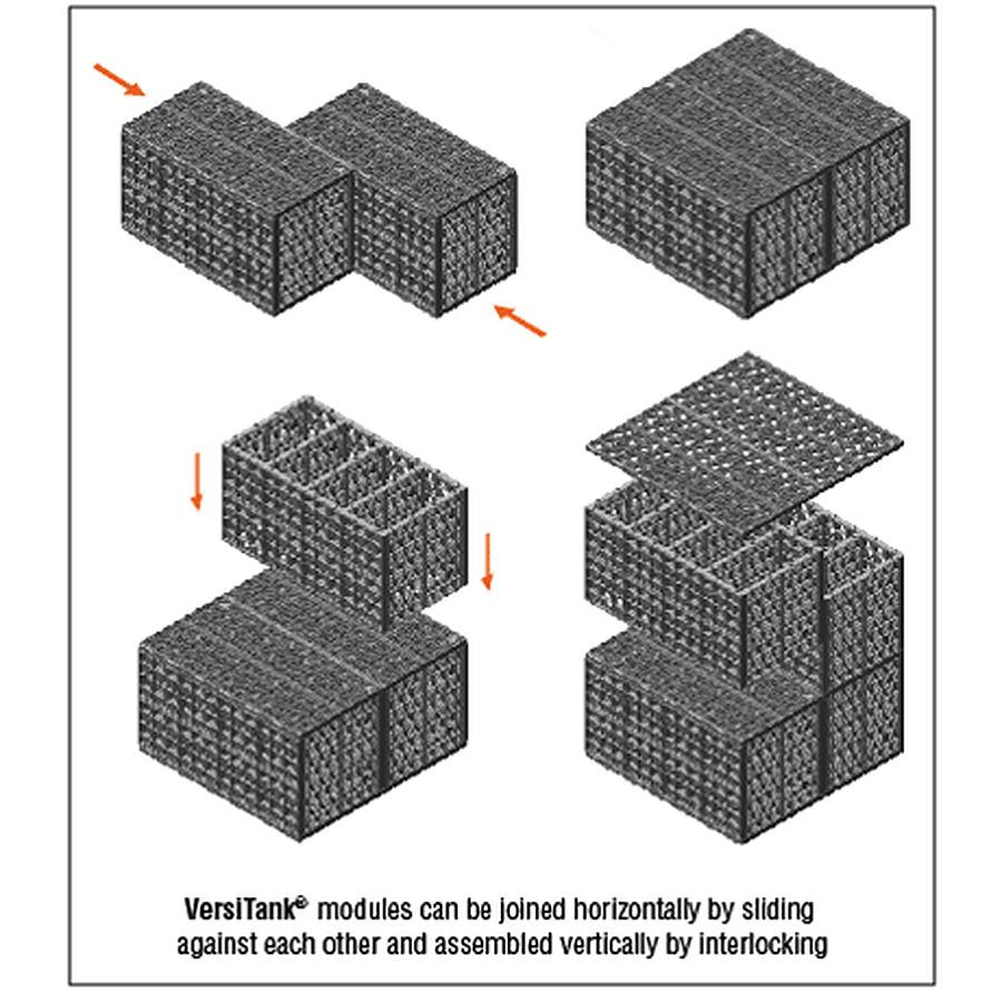 Versitank Soakwell-VT 550 (Individual Panel) - Image 1