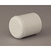 "2a. PVC End Cap 20mm (3/4"")"