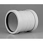 DWV DWV Slip Repair Coupling with Rubber seals 100mm