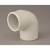 "h. PVC Elbow 90˚ 80mm (3"")"