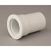 """c. PVC Faucet socket 25mm x 25mm (1"""" x 1"""") BSPF"""